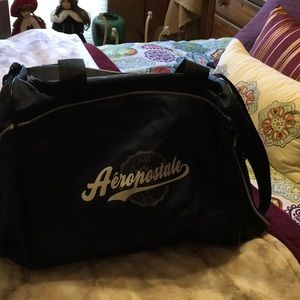Aeropostale gym bag